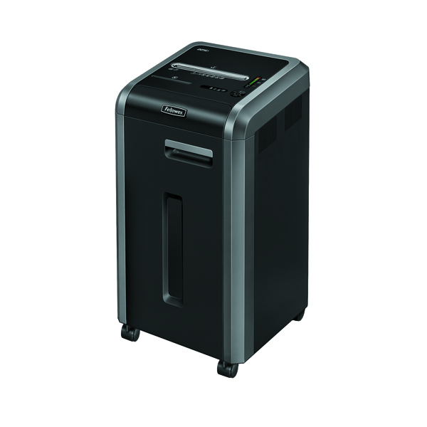 Fellowes Black 225Ci Cross-Cut Shredder 4622101
