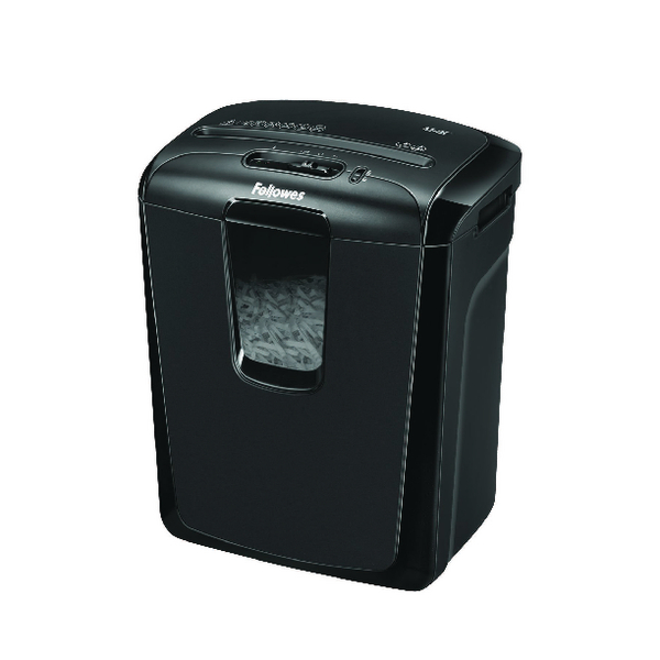 Fellowes M-8C Cross Cut Shredder 4604201