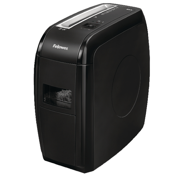 Fellowes Power shred 21Cs Cross Cut Shredder Black 4360301
