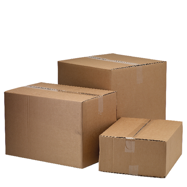 Classic 334x225x232mm Double Wall Box (Pack of 10) 7276501