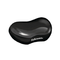 Fellowes Crystal Gel Flex Wrist Rest  9112301