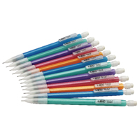 Bic® Matic Shimmers Mechanical Pencil 0.5mm (Pack of 12) 820803