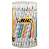 Bic Matic Shimmers Mechanical Pencils 0.5mm (Tub of 60) 820961
