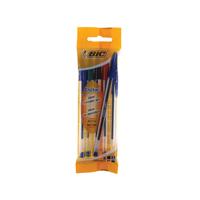 Bic Cristal Medium Ball Point Pen Assorted (Pack of 60) 890749
