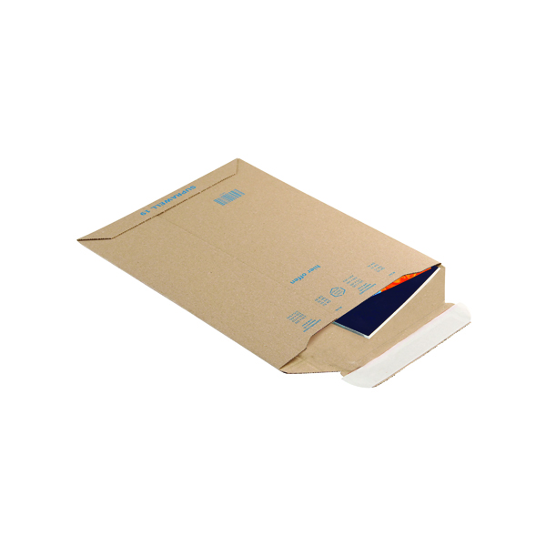 Blake Corrugated Board Envelopes 353 x 250mm (100 Pack) PCE40