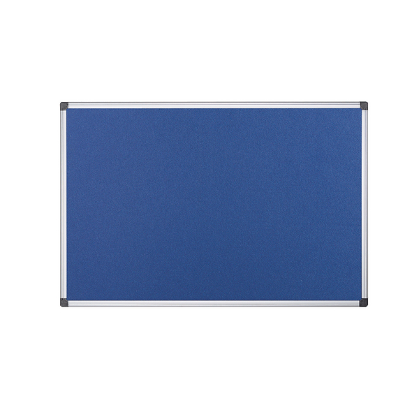 Bi-Office Fire Retardant Notice Board 600x900