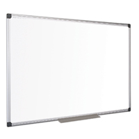 Bi-Office Whiteboard Aluminium Frame 600 x 450mm (Pack of 1) MA0212170