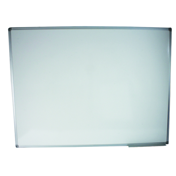 Bi-Office Earth-It Aluminium Frame 1200x900mm Drywipe Board MA0500790