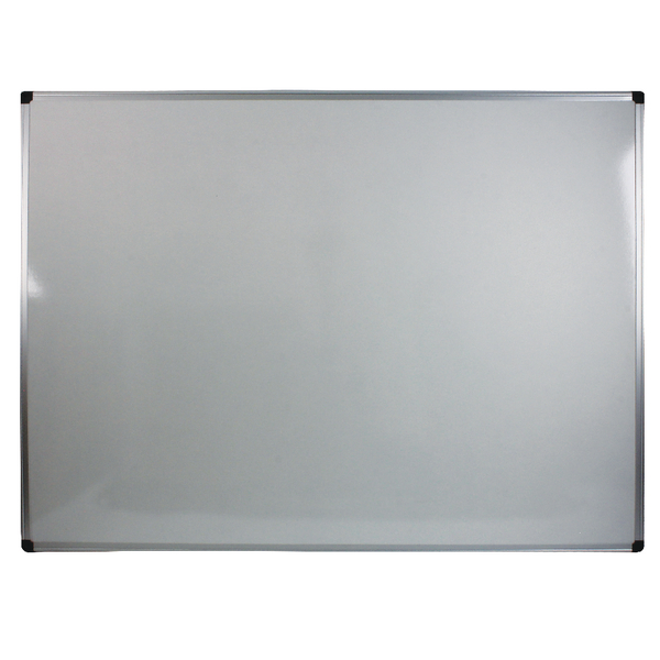 Bi-Office Aluminium Trim 1200x900mm Drywipe Board MB0512170