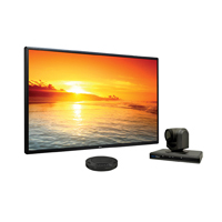 Bi-Office Bi-Bright Videoconference Bundle with 47in Display BVC470101 (Pack of 1)