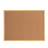 Bi-Office Earth-It Cork Board 1800 x 1200mm (Pack of 1) SF352001233