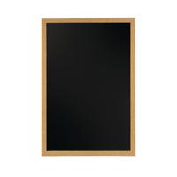 Bi-Office Chalk Board 1200 x 900mm Oak Frame (Pack of 1) PM1415232