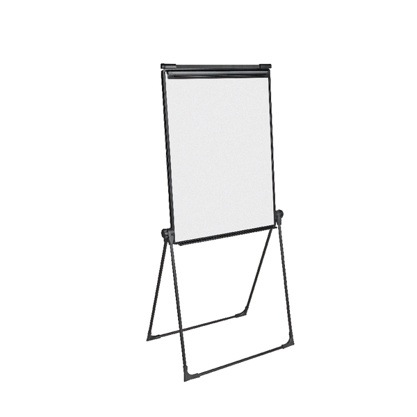 Image for Bi-Office Black Premiere Flipchart Easel EA3500072
