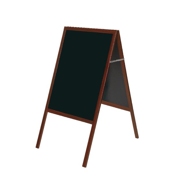 Bi-Office A Frame Chalk Board