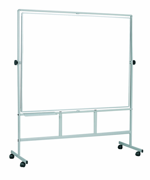 Bi-Office Grey Revolver Non-Magnetic Board 1200x900mm