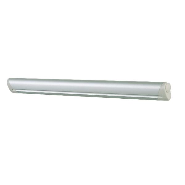 Bi-Office Spring Loaded Aluminium Paper Clamp SX101010