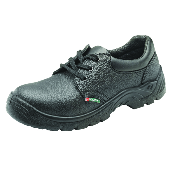 Briggs Proforce Toesavers S1P Black Safety Shoe Mid-Sole Size 8 2414-8