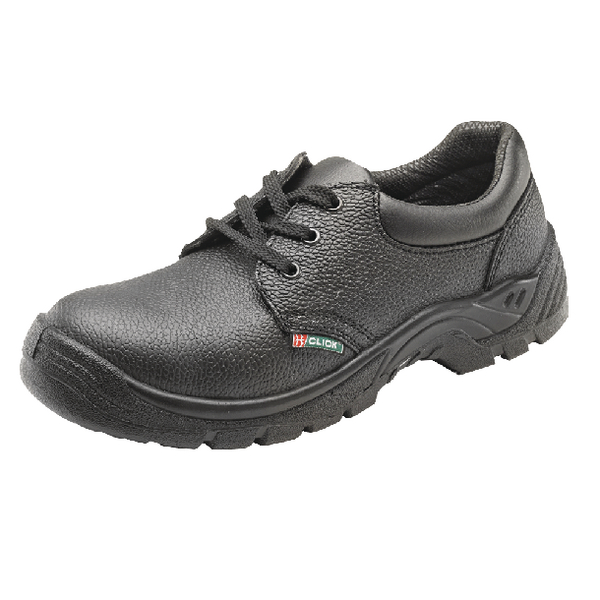 Briggs Industrial Toesavers S1P Black Safety Shoe Size 12 2414BK120
