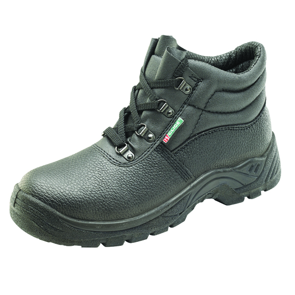 Briggs Proforce Toesavers S1P Balck Safety Chukka Boot Mid-Sole Size 11 2415-11