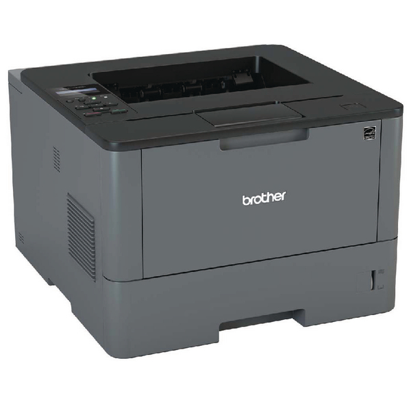 Brother HL-L5000D Grey Mono Laser Printer