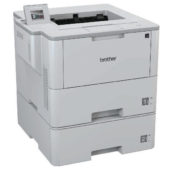 Brother Mono HL-L6300DWT Grey Laser Printer HL-L6300DWT