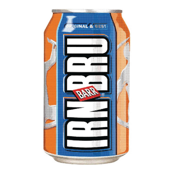 Irn Bru 330ml Cans (Pack of 24) 982601