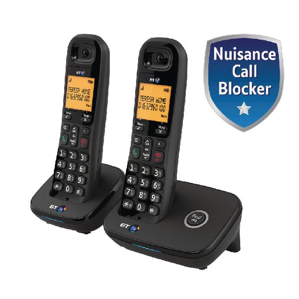 BT 1200 DECT Twin Callblocker 086926