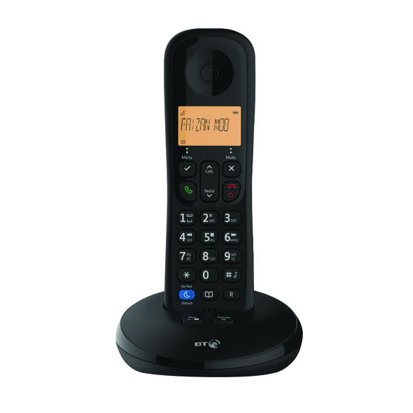 BT Everyday DECT TAM Phone Single 090665