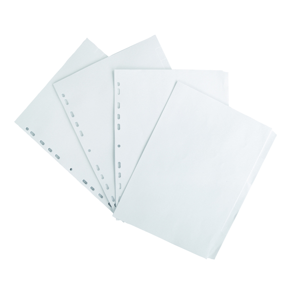 Elba A4 5 Part 160gsm White Dividers 100204880