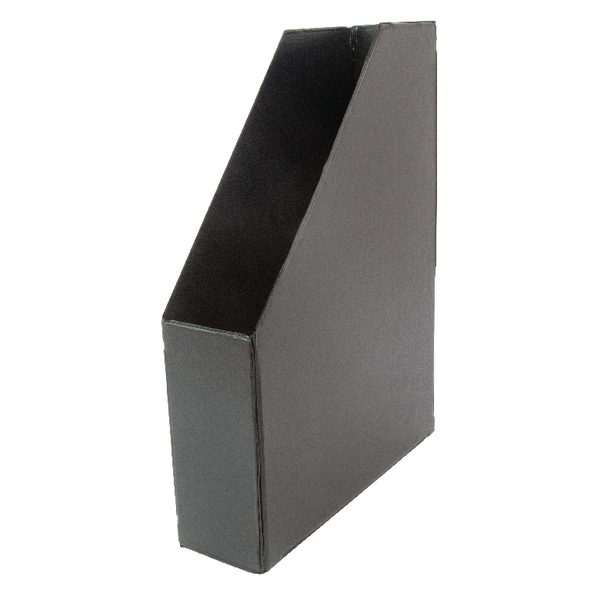 Elba A4 Jumbo Black Magazine Rack (Pack of 5) 100400637