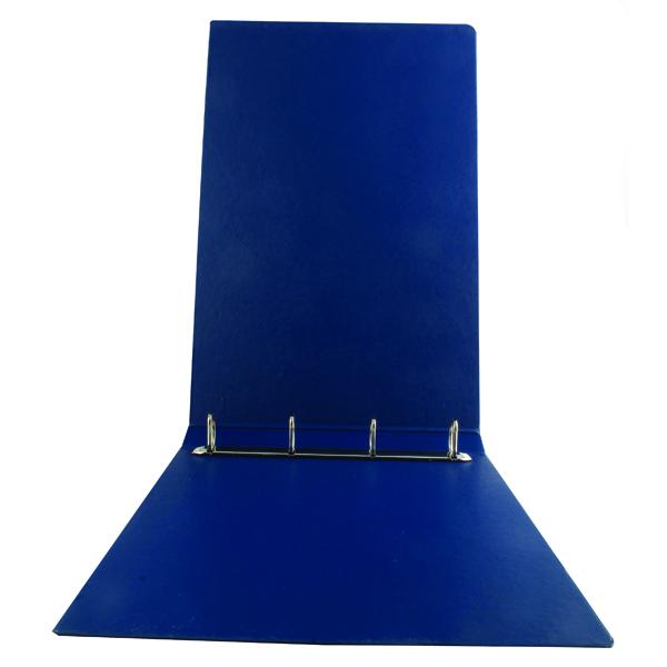 Elba Vision A3 4D-Ring Binder 30mm Oblong Blue 100080865
