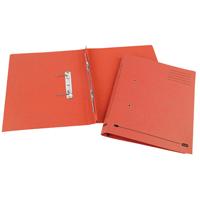Elba Red Spring Transfer File (Pack of 25) 100090288