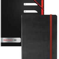 Black n' Red By Elba 7 Part Sorter (Pack of 3) FOC Notebook 400051534