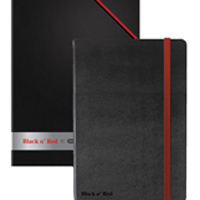 Image for Black n' Red By Elba Display Book (Pack of 3) FOC Notebook 400050725