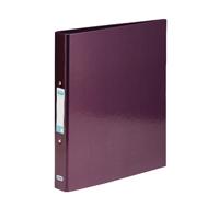 Image for Elba Classy Ring Binder A4 25mm Metallic Purple (Buy 2 get 1 free)