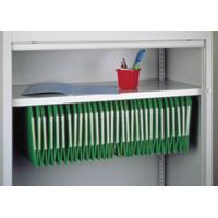 Bisley Eurotambour Shelf with Undershelf Filing (Pack of 1)