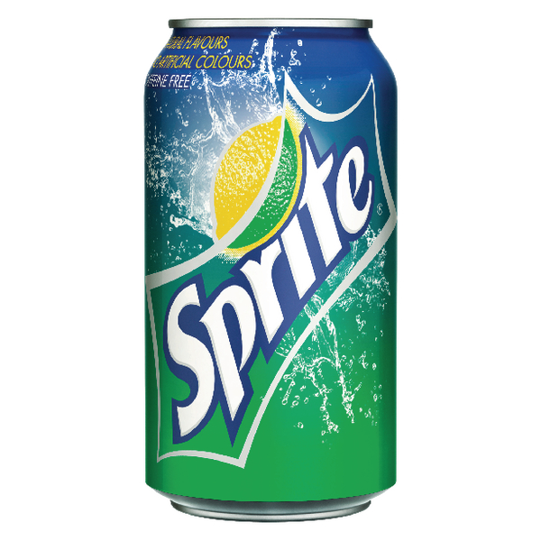 Sprite Lemon Lime Canned Drink 330ml Pack 24 0402008
