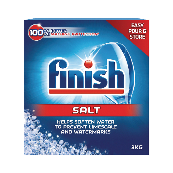 Finish Dishwash Salt 2Kg N04130