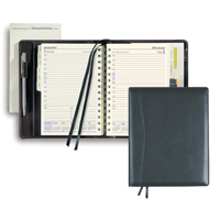 Collins Elite Compact Black Day Per Page 2016 Diary (Pack of 1) 1140V