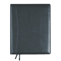 Collins Elite 2017 Compact Day Per Page Diary Black (Pack of 1) 1140V