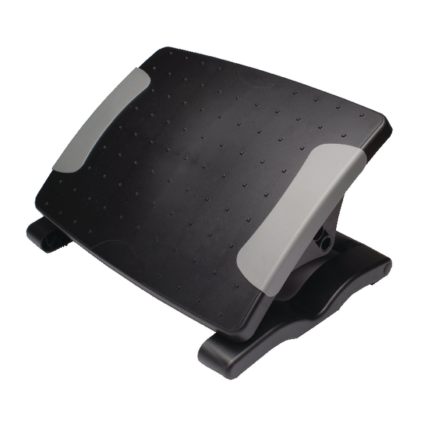 Contour Ergonomics Executive Height Adjustable Footrest Black