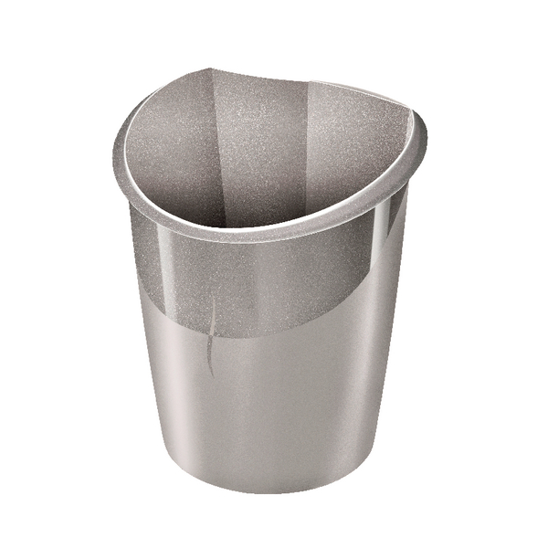 CEP Ellypse XStrong Taupe Waste Tub 15Lt