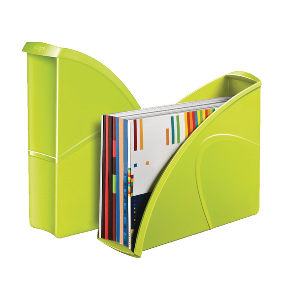 CEP Pro Gloss Green Magazine File 674GGREEN