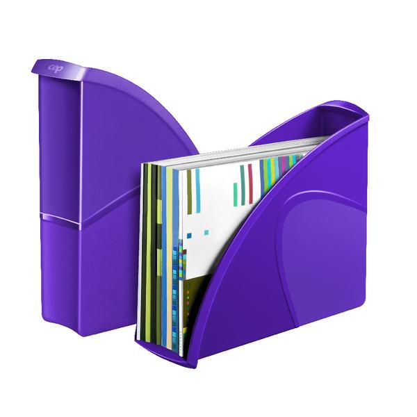 CEP Pro Gloss Purple Magazine File 674GPURPLE
