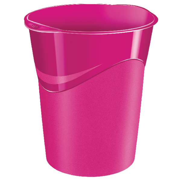 Image for CEP Pro Gloss Pink Waste Bin 280GPINK