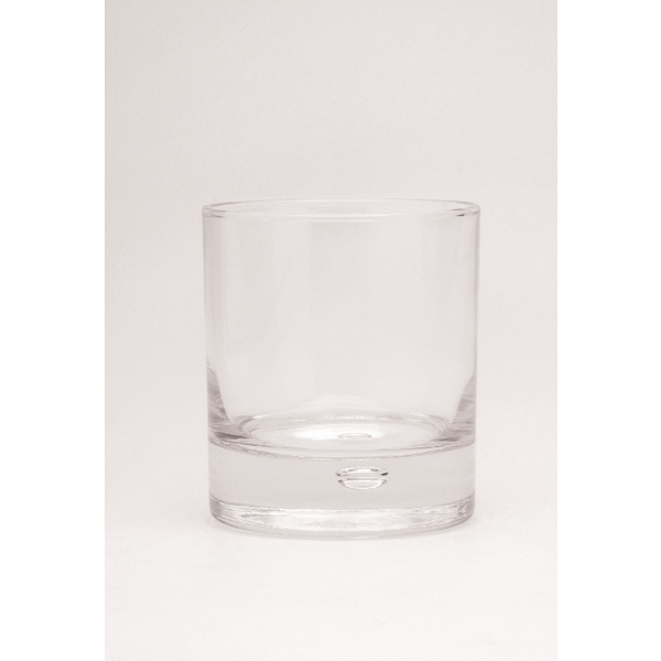 Clear Squat Tumbler Drinking Glass 33cl (6 Pack) 301022