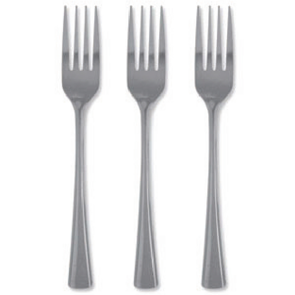 Stainless Steel Cutlery Forks (Pack of 12) F01525