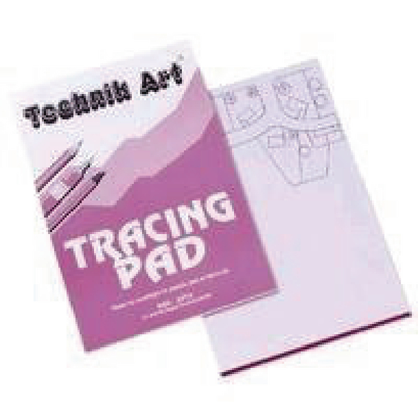 Technik Art Tracing A3 Pad 63gsm 40 Sheets XPT3