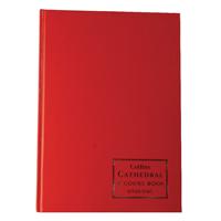 Collins Account Book Double Cash 192 Pages D540/2/6C 833904/X
