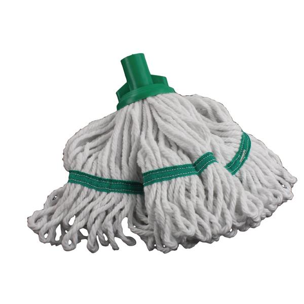 Green Hygiene Socket Mop Head 200g SM200GREEN
